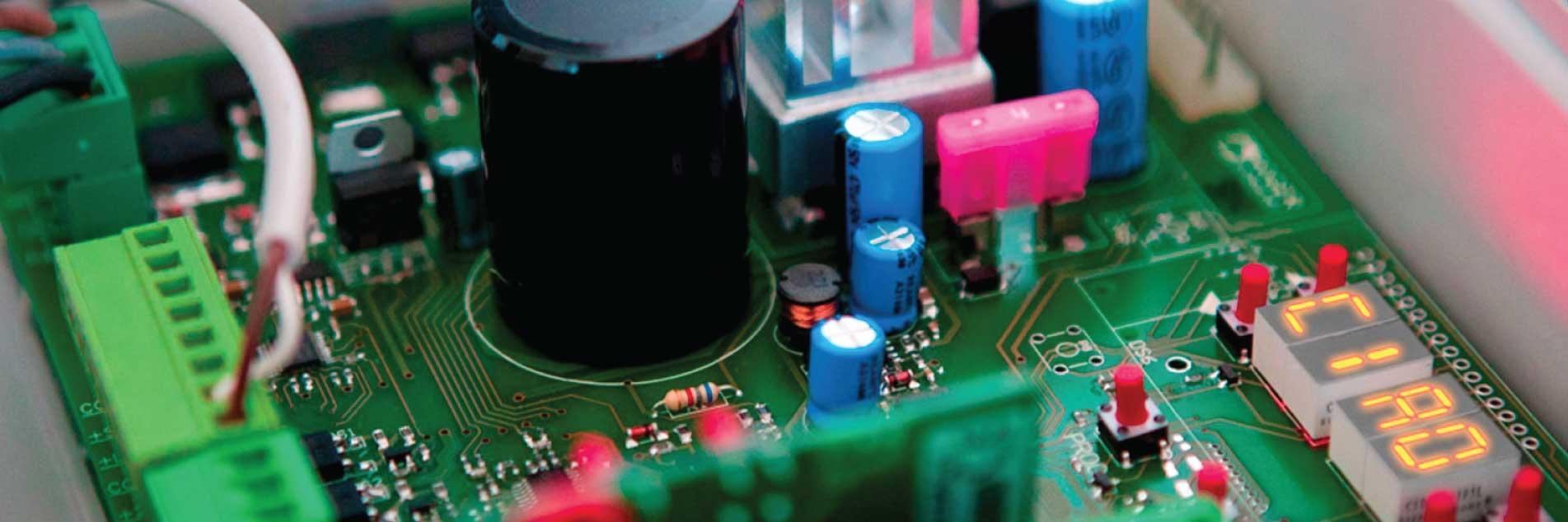 בקר דיגיטלי למנועים היוצר מערכת אוטומציה בטוחה, בעלת צריכת הספק נמוכה מאוד