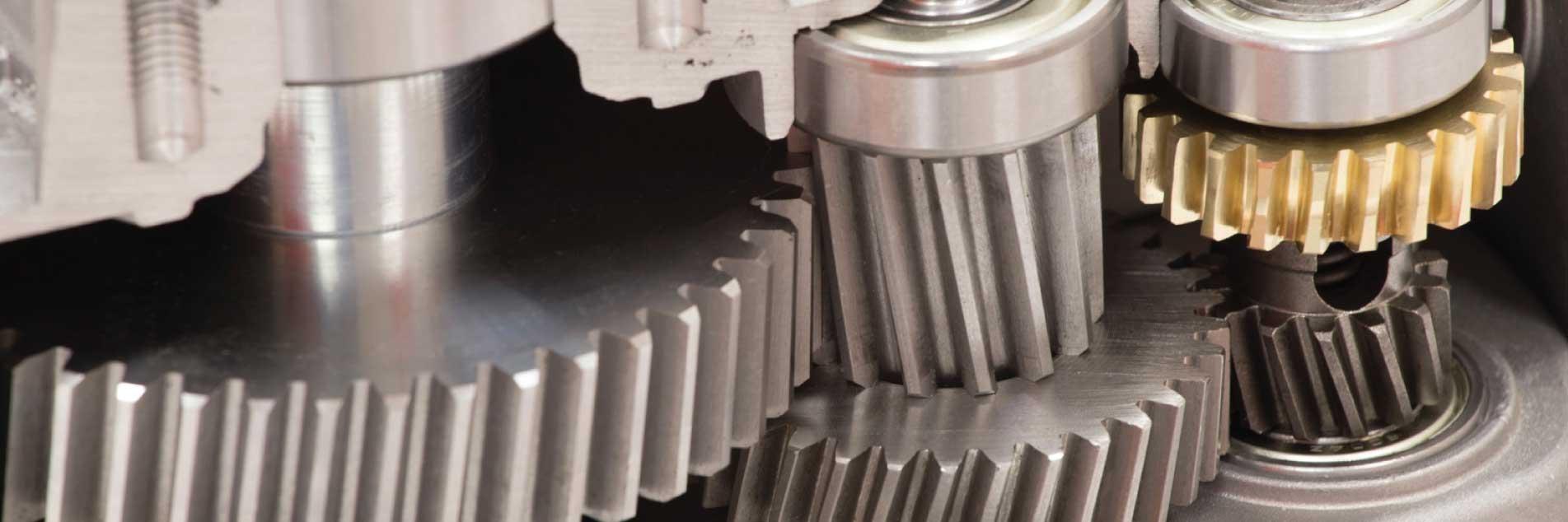 חברת Roger Technology מייצרת את רכיבי המנועים באמצעות חומרים באיכות גבוהה כגון פלדה, ברזל יצוק וברונזה.